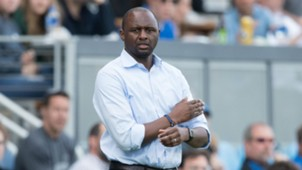 Patrick Vieira New York City FC MLS