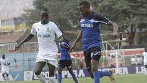 Peter Nzuki of Nakumatt FC.