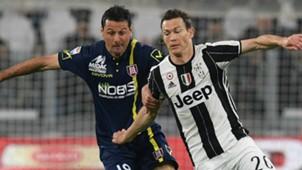 Gobbi Lichtsteiner Juventus Chievo Serie A