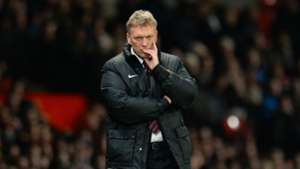 David Moyes Manchester United Premier League
