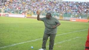 Kotoko coach Paa Kwesi Fabin