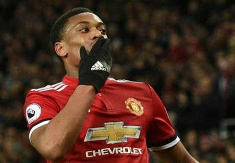 Gerücht: Bayern gibt Angebot für Anthony Martial ab