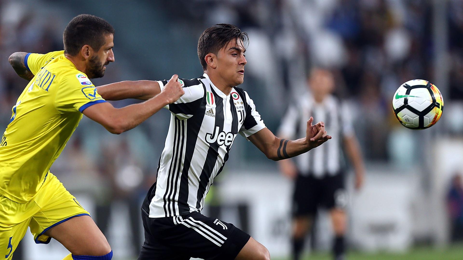 Paulo Dybala, Juventus, Serie A, 09092017