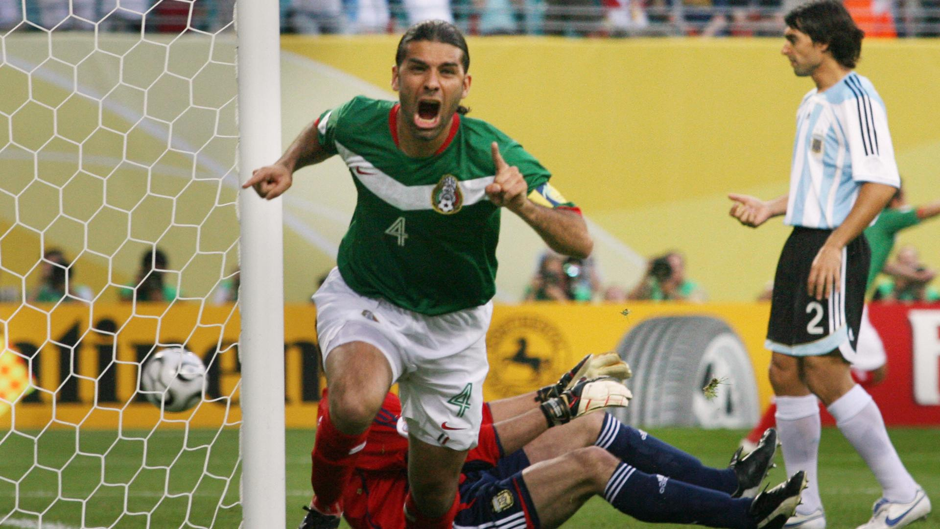 Rafael Marquez Mexico 2006