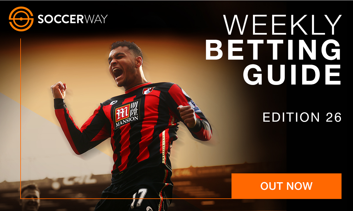 SOCCERWAY BETTING GUIDE EDITION 26
