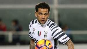 Dani Alves, Juventus, Serie A, 02082017
