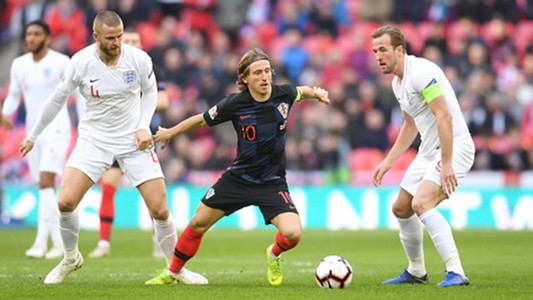 Nations League England Kroatien 18112018