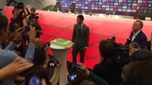 James Rodriguez Bday in Munich