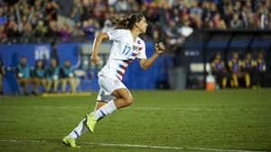 Tobin Heath United States