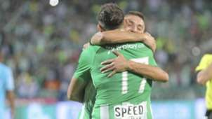 Atlético Nacional gol Indio Ramírez vs Jaguares Liga Águila 2019
