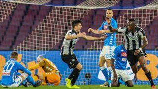 Fofana - Napoli Udinese