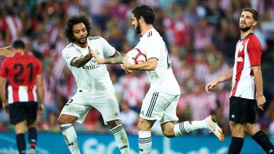 Marcelo Isco Alarcon Athletic Club Real Madrid LaLiga 15092018