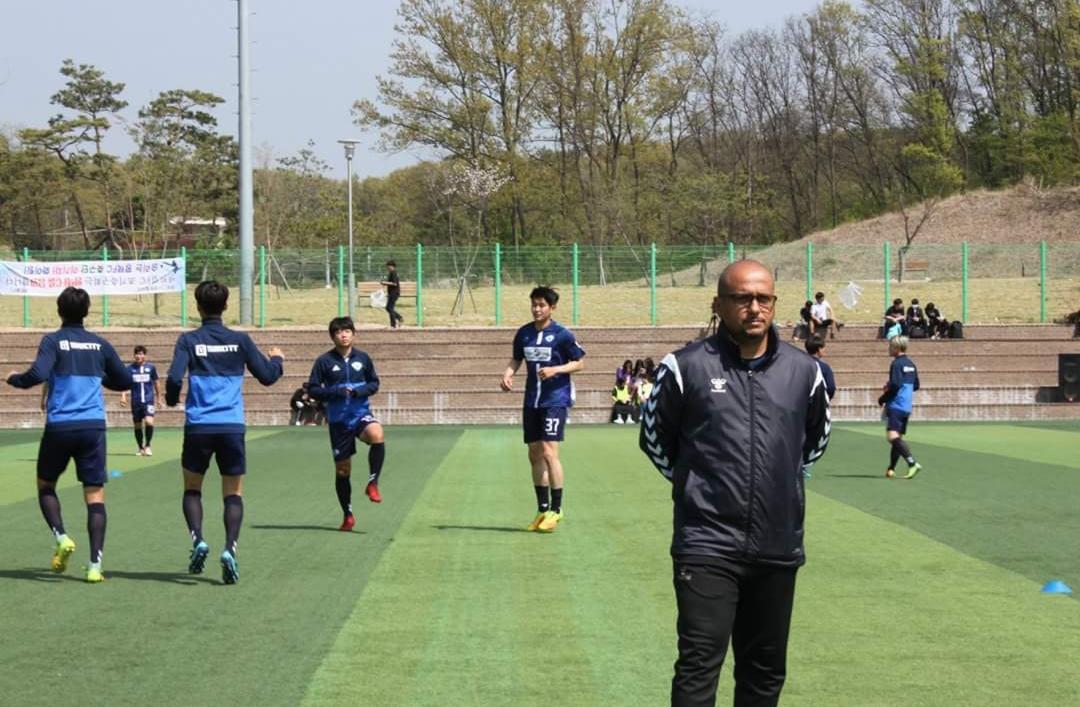Fabio Oliveira - Pyeongtaek Citizen FC