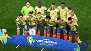 Titular Colombia vs Chile cuartos Copa América 2019