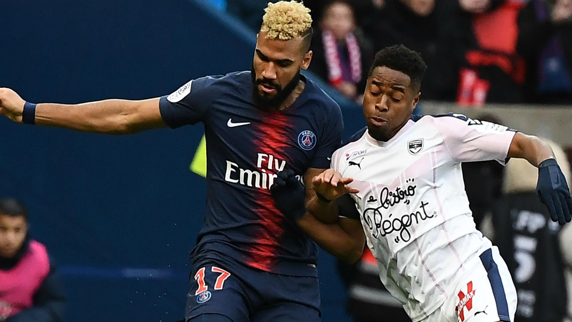 Eric-Maxim Choupo Moting Francois Kamano PSG Bordeaux Ligue 1 09022019