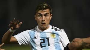 Dybala and Martinez headline Messi-less Argentina squad for Chile and Mexico friendlies