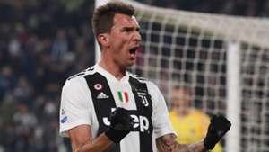 Mario Mandzukic Juventus Roma Serie A 12222018
