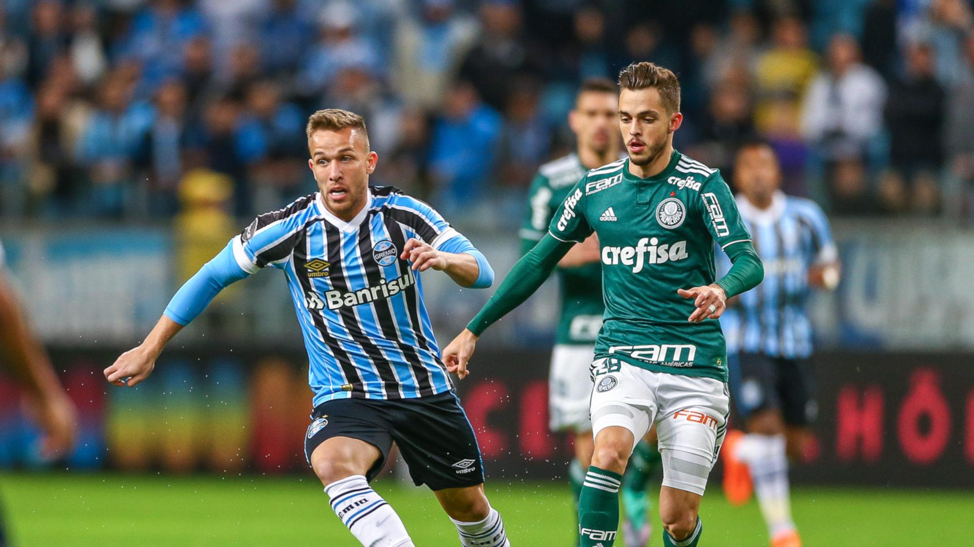 Arthur Hyoran Gremio Palmeiras Brasileirao Serie A 06062018
