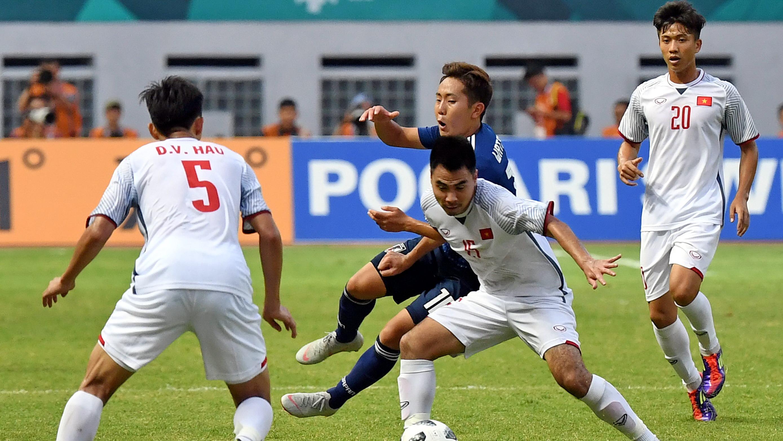 Olympic Vietnam Olympic Japan Asian Games 2018