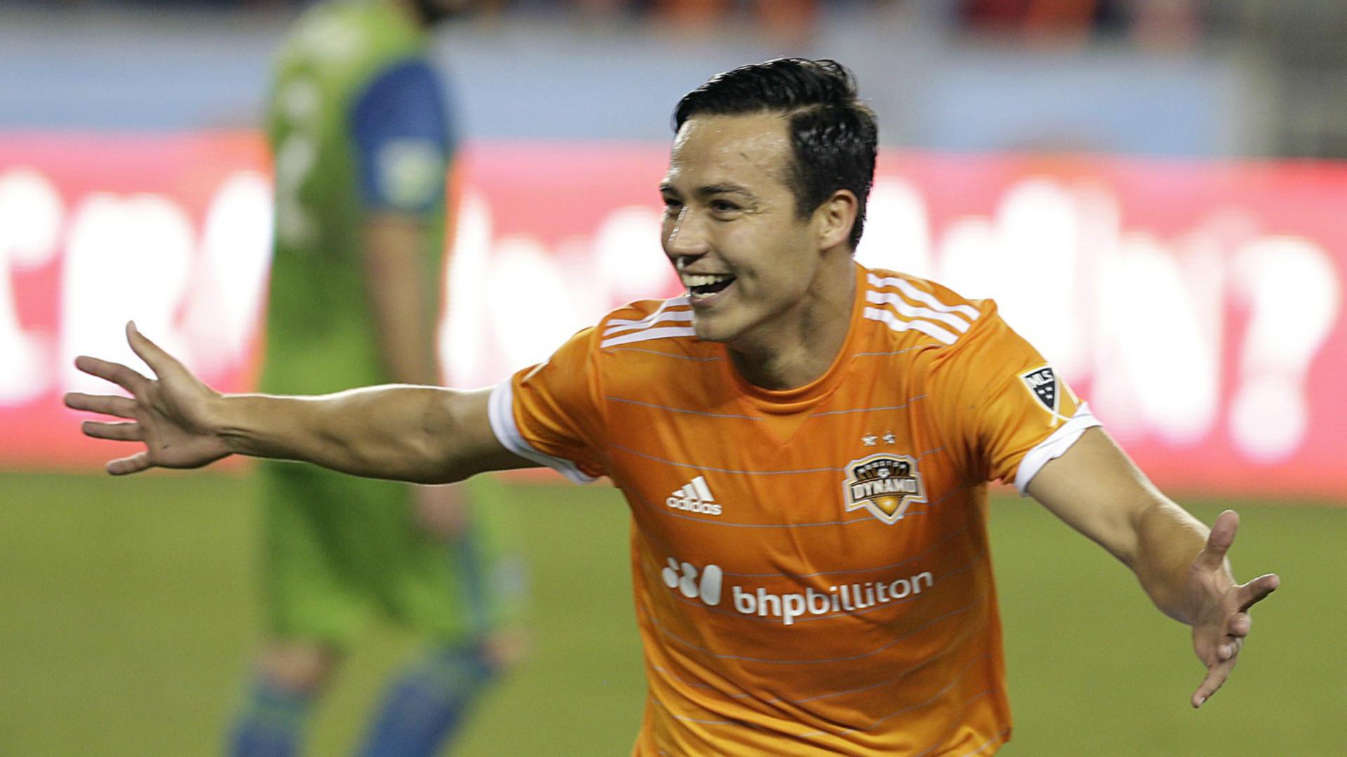 Erick Torres MLS Houston Dynamo 03042017