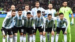 Argentina squad photo