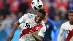 Jefferson Farfan Peru 2018 World Cup
