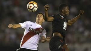 Fernandez Perlaza River Santa Fe Fecha 2 Grupo D Copa Libertadores 5042018