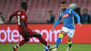 Napoli Liverpool Champions League