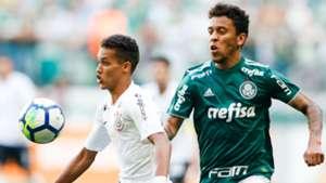 Pedrinho Marcos Rocha Corinthians Palmeiras