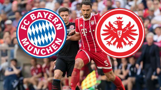 Bayern Gegen Eintracht