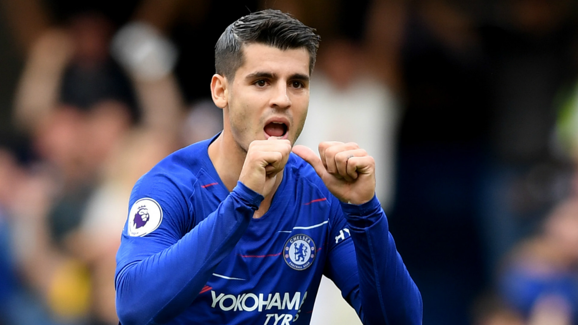 Morata makes his mark but Hazard still the difference-maker for Sarri's Chelsea