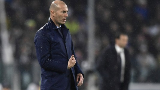 Zidane Juventus Real Madrid Champions League