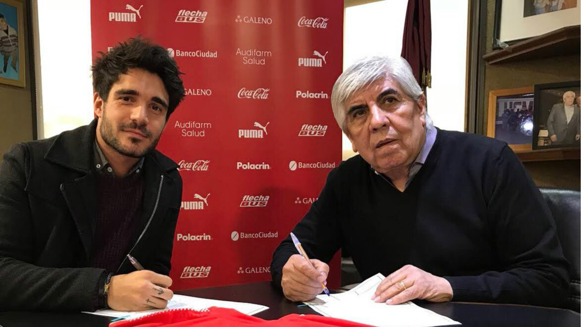 Hugo Moyano Cerrutti Independiente