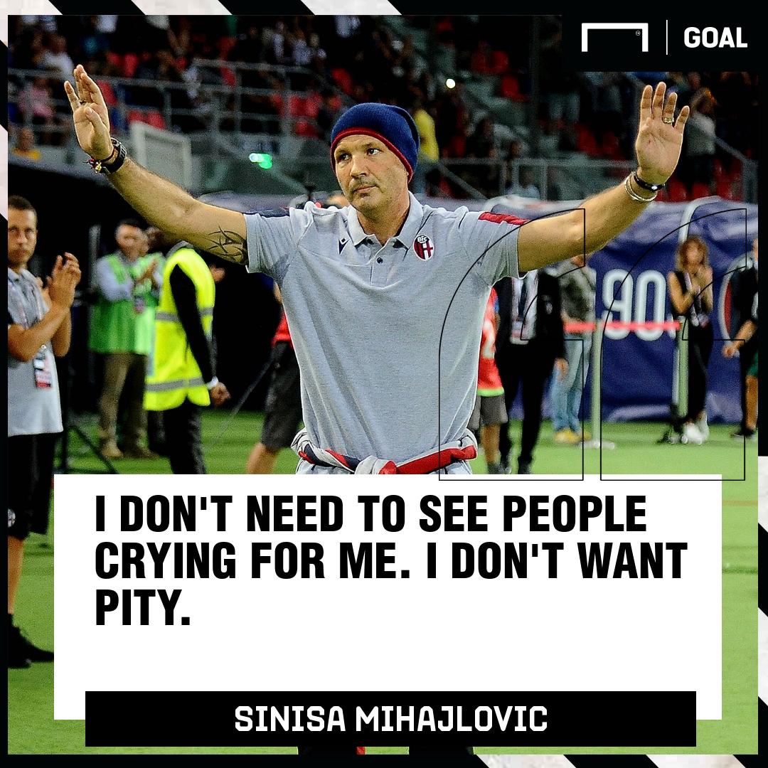 Sinisa Mihajlovic Bologna PS