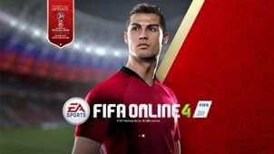 FIFA Online 4 Splash Art