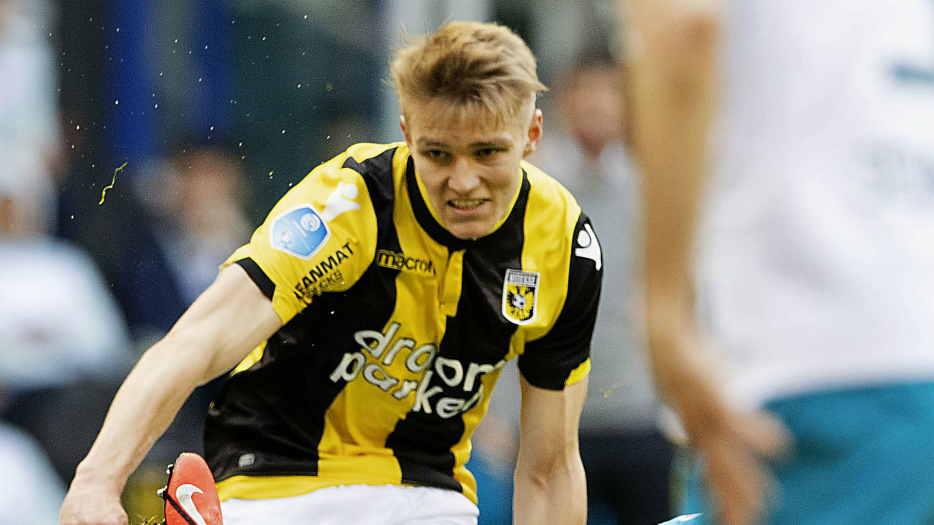 Odegaard's talent is a gift from god - Advocaat