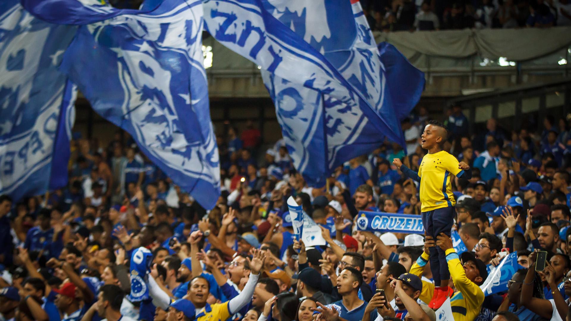 Torcida Cruzeiro Atlético-MG Copa do Brasil 11072019