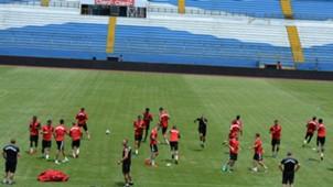 Olympic Stadium of San Pedro Sula 01092016