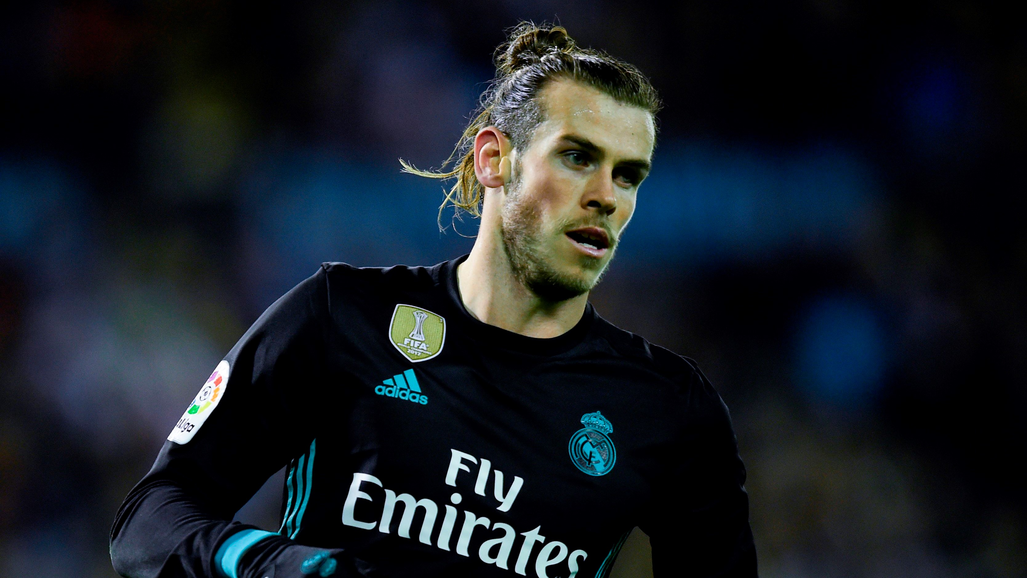 Gareth Bale Celta Real Madrid LaLiga 07012018
