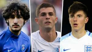 Adli, Pulisic, Mount