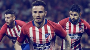 Atletico Madrid Home Kit 2018-19