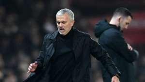 Jose Mourinho Manchester United 05122018