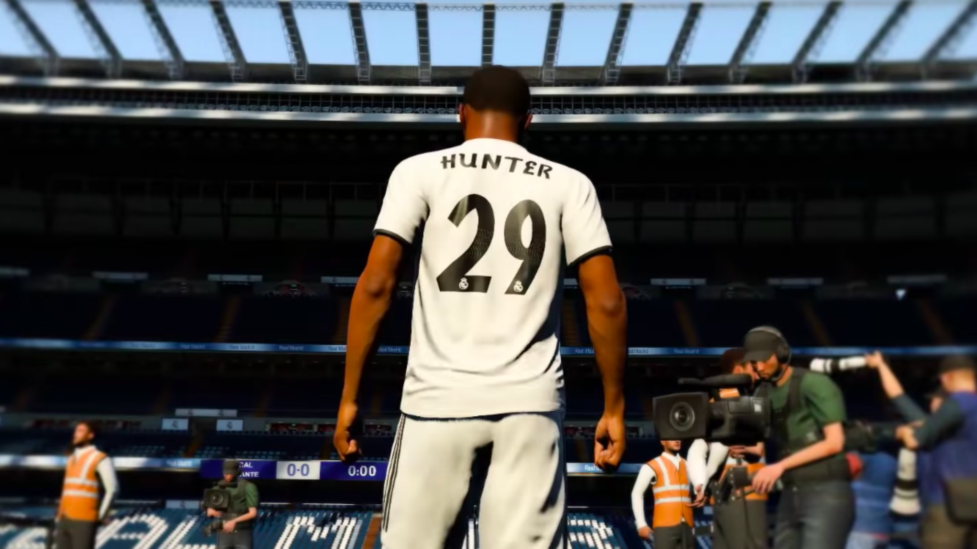 FIFA 19 Alex Hunter Real Madrid