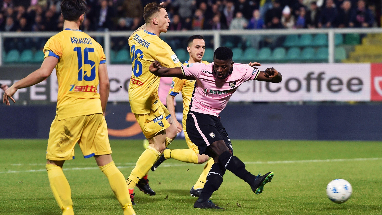 E' il Frosinone la terza squadra promossa in Serie A