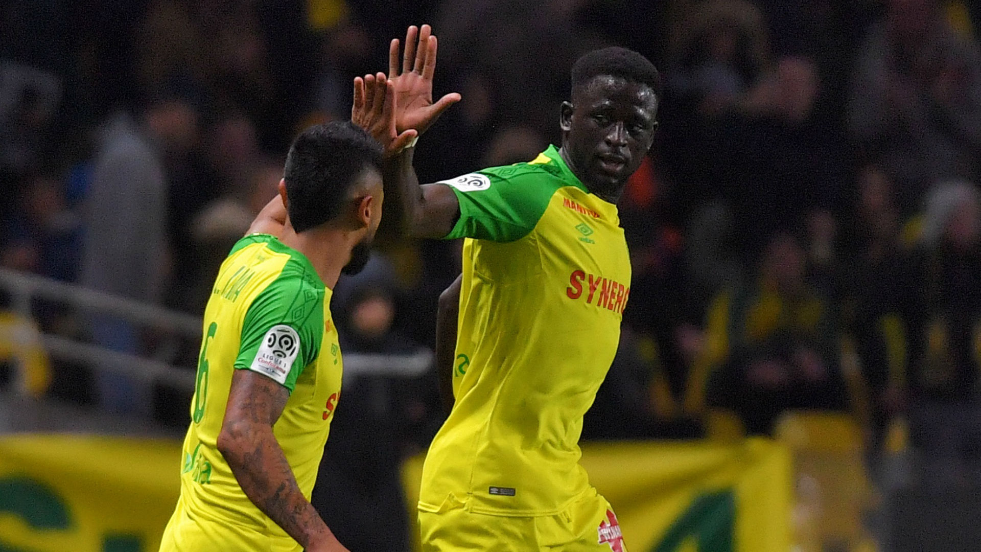Abdoulaye Touré Nantes Guingamp