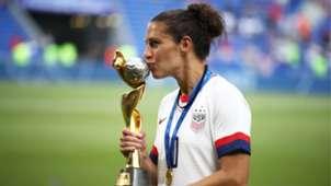 Carli Lloyd USA USWNT Women's World Cup 2019