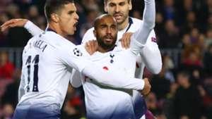 Lucas Moura Tottenham 2018-19
