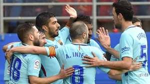 Luis Suarez Eibar Barcelona LaLiga