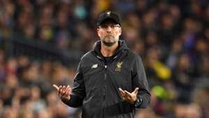 Jürgen Klopp FC Liverpool Champions League 01052019