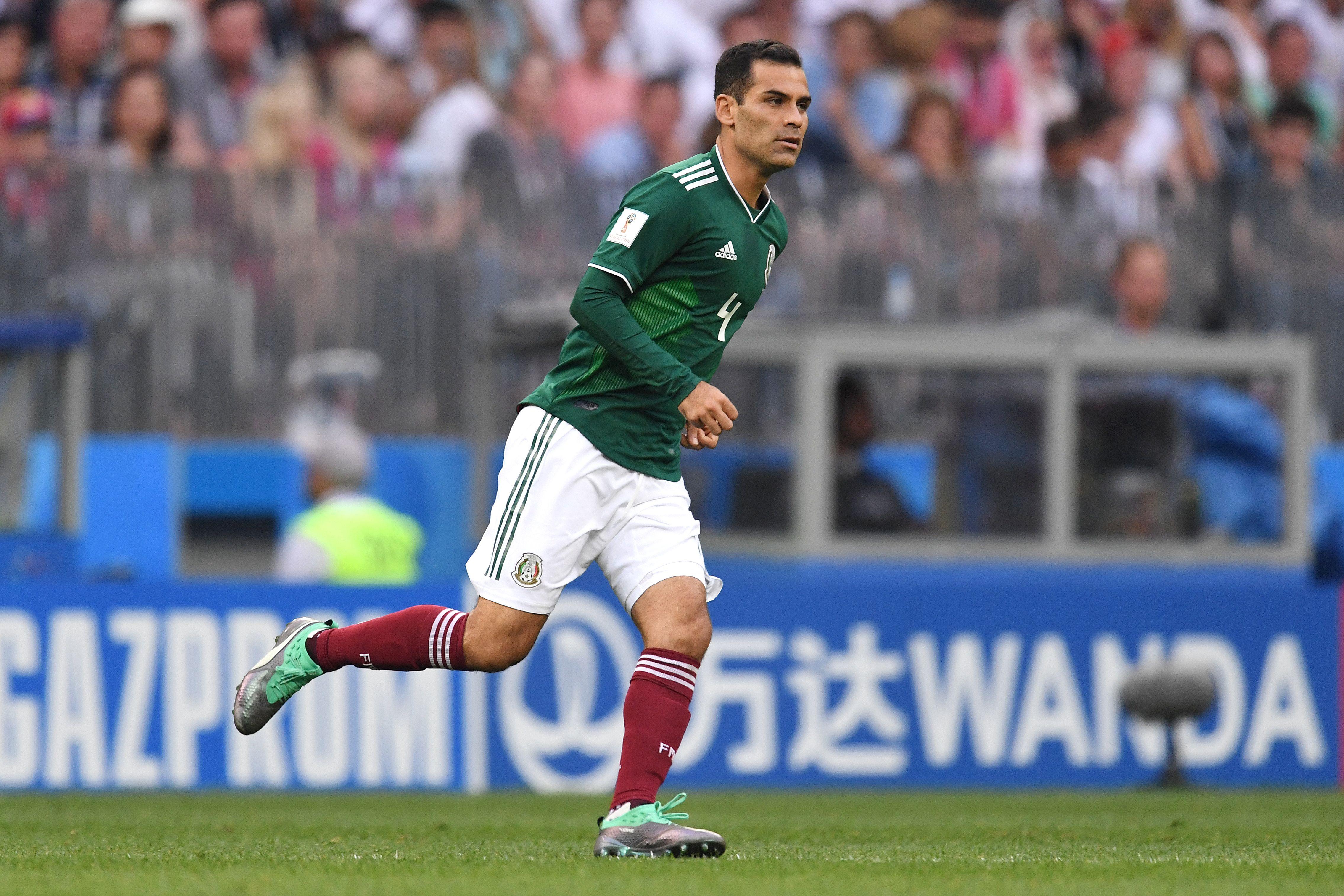 Rafael Márquez México